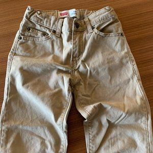 Boys Levi's cotton pants
